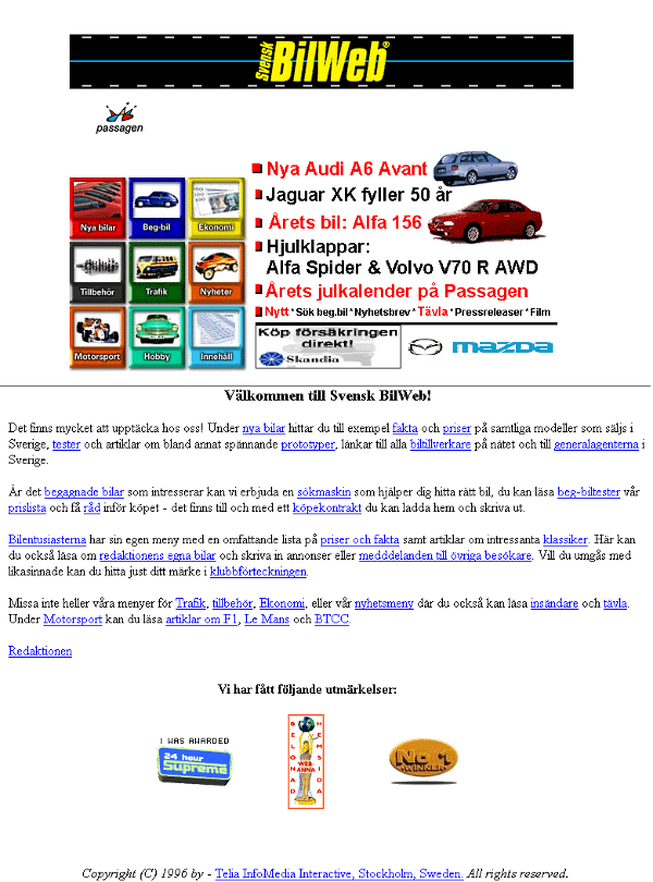 Bilweb 1997