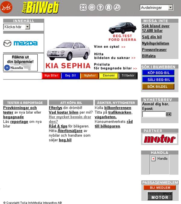 Bilweb 1998
