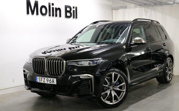 BMW X7 M50i Executive Drive Pro M Sport 2021, SUV - Bilweb.se