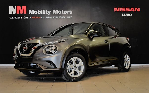Nissan Juke DIG-T 117 N-Connecta DCT   PL 2021, SUV ...