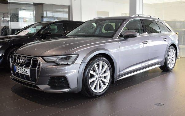 Audi A6 Allroad Quattro 45 TDI Tiptronic 2021, Kombi ...