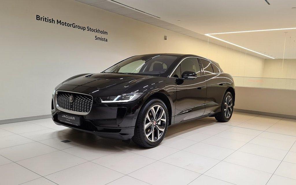 Jaguar I-Pace EV320 Limited Edition Advance 2021, SUV ...