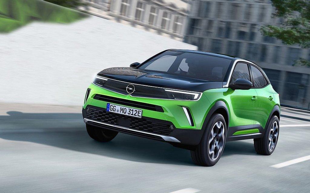 Opel Mokka Ultimate P130 AUT 2021, SUV - Bilweb.se