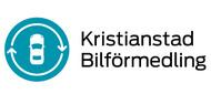 Logotyp för Kristianstad Bilförmedling AB