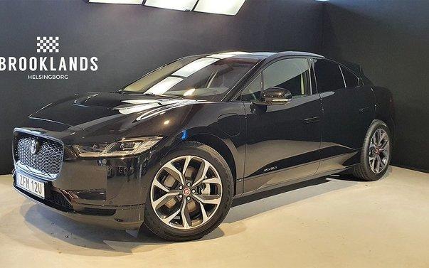 Jaguar I-Pace EV320 AWD S 8455,- månad 2021, SUV - Bilweb.se