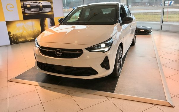 Opel Corsa e 50 kWh , Ultimate 2021, Halvkombi - Bilweb.se