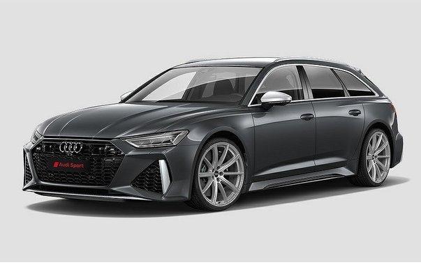 Audi RS6 Avant Nya 2021, Personbil - Bilweb.se