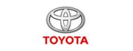 Logotyp för Toyota Center Göteborg AB