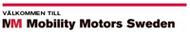 Logotyp för Mobility Motors Sweden AB, Lund