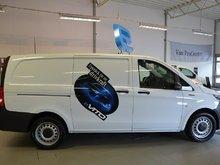 mercedes vito benz e lång elbil 2020, transportbil - bilweb.se