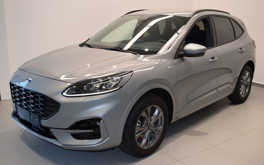 Ford Kuga 2.0T EcoBlue 190 ST-Line X 5d AWD A 2021, SUV ...