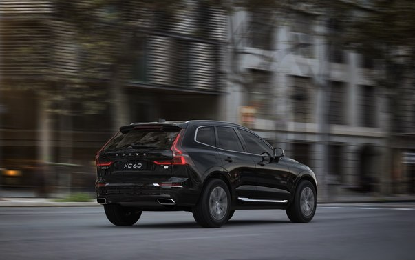 volvo xc60 t6 awd recharge inscr expression