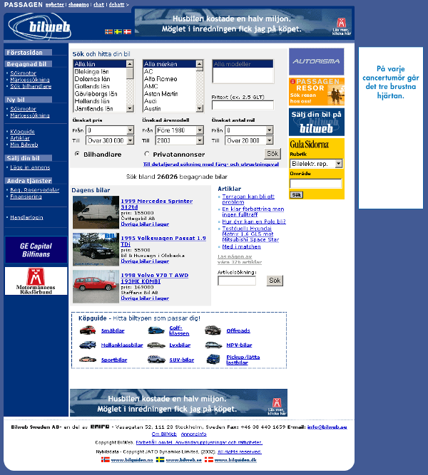 Bilweb 2002